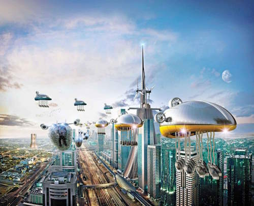 the city of my future